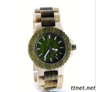 Fashion Wooden Wrist Watches