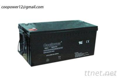 VRLA Lead-Acid Battery 12V-200Ah