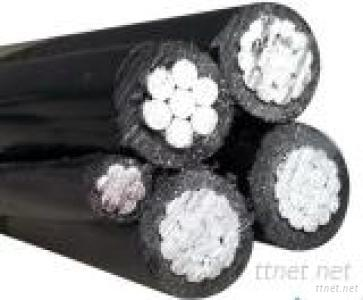 Aluminum Conductor XLPE Insulated ABC Electric Cable