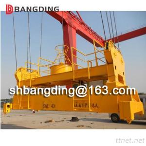 ISO 20'40' Electric Container Spreader Used For Bridge Crane