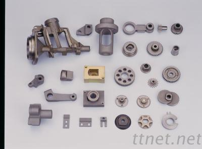 Metal Injection Molding Products (MIM)