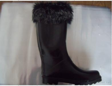 Winter Rubber Rain Boots