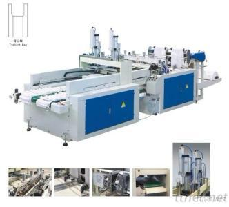 GD-600 Cold Cut High-Speed Bag Vest Bag Machine