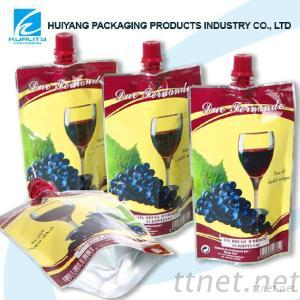 Safety Food Grade!!Stand Up Spout Pouch Bag