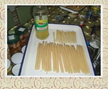Canned White /Green Asparagus