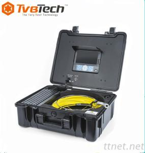 Professional Pipe Inspection Camera With DVR & Keyboard