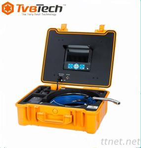TVBTECH Pipe Inspection Camera System For Underground Drain Sewer Line Blocked Inspection