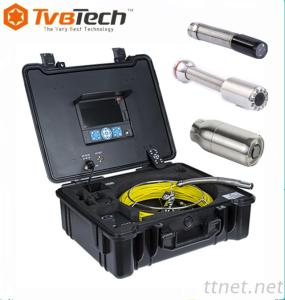 TVBTECH Sewer Pipe Drainage Inspection Camera With Sonde And Locator For Underground Pipeline Inspection