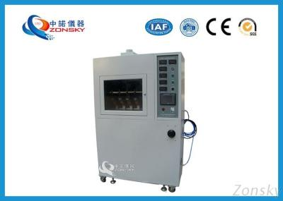 IEC 60587 Stainless Steel High Voltage Automatic Tracking Testing Equipment / Test Chamber