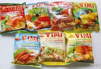 Instant Noodles 50Gr With Many Flavours