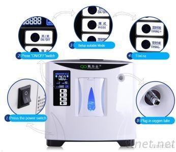 Healthcare High Purity Home And Car Use Remote Control Portable Oxygen Concentrator