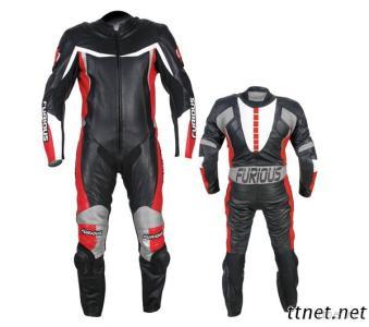 Motorcycle Leather Suits-Motorbike Suits