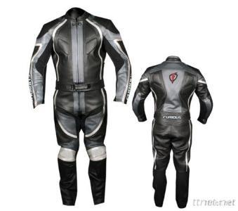2PC Leather Racing Suits-Motorcycle Leather Suits