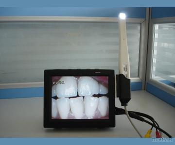 1Gb SD Dental Intraoral Camera With 7-Inch LCD Monitor