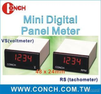 Digital Panel Meter Mini-Type (Digital/Analog Input)