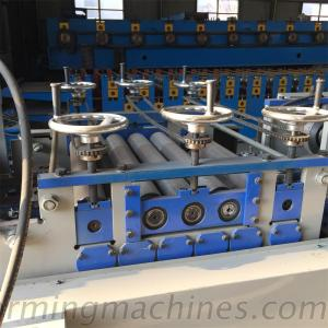 C Z Quickly Interchange Roll Forming Machine