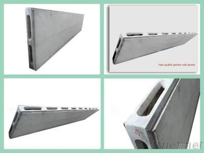 Plant Fiber Hollow Designed FGC Partition Wall Board MGO