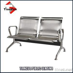 Stainless Steel Airport Chair, Waiting Chair