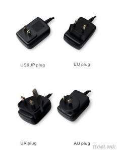 High Quality 8.4W Max Wall Plug Adapter With UL, FCC, CE, GS, PSE