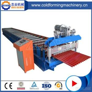 Roofing Corrugated Sheet Forming Machine