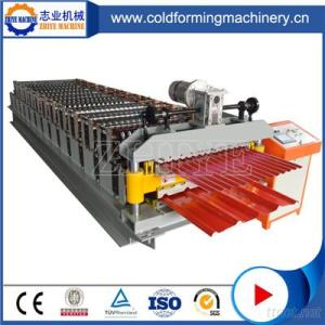 Double Layer Wall Roof Forming Machine