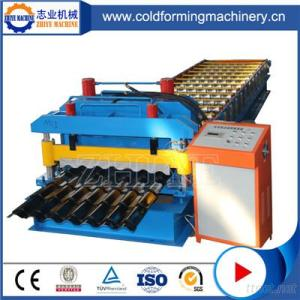 Glazed Roofing tile Forming Machine