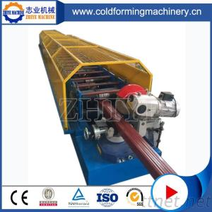 Square Downspout Pipe Cold Forming Machine
