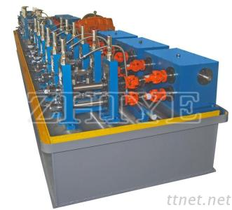 PLC Welded Pipe Roll Forming Machinery