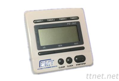 Four-Channel Timer