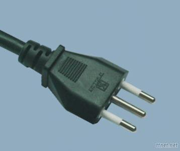 Italy Standards IMQ Power Cored 3Pin YDL-10