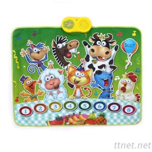 Animals Party Playmat
