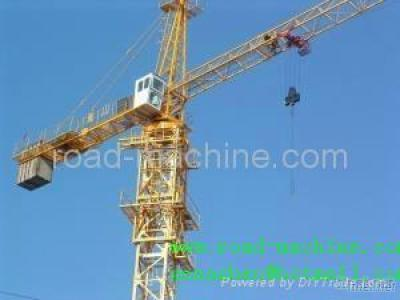 Construction Machinery Xcmg 8T Tower Crane With Ce Certification Qtz280