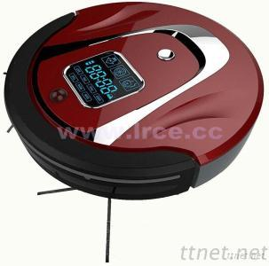 Robot Vacuum Cleaner With Virtual Wall And Dock Station