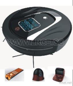 Lower Noise Robot Vacuum Cleaner With Remote Control