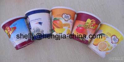 Ice Cream Containers