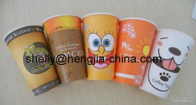 Paper And Cup
