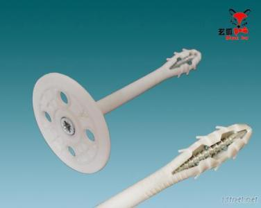 Plastic Insulation Fastener Expansion Insulation Nail(Middle Grade)