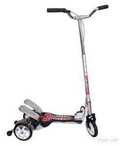 Twin Tail Scooter For Adult