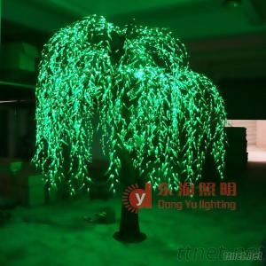 Artificial LED Weeping Willow Tree Light