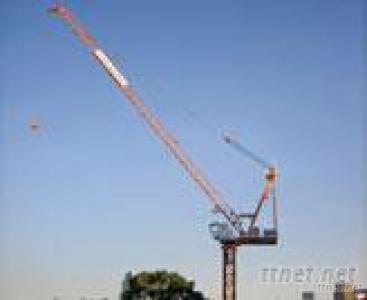 Luffing Topless Tower Crane