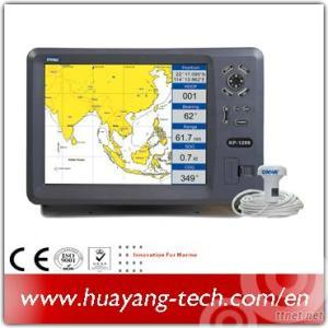 12 INCH Marine GPS Chartplotter With AIS Transponder And Receiver