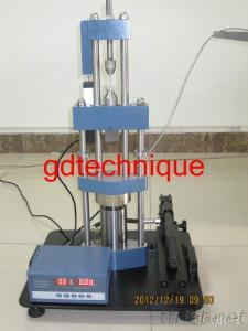 Universal Material Tester With Sensors And PC-Data Acquisition System