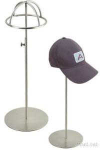 Metal Hat Rack Stand Display Fixture For Boutique Store Display