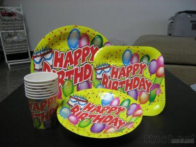 Disposable Paper Plates For Party