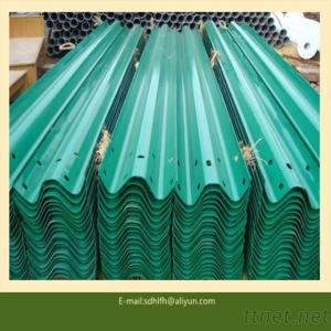 Highway Guard Rail For Traffic Safety Barrier