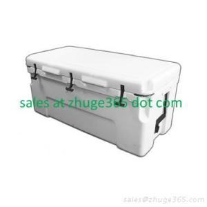 Rotomolded 100 Liter Plastic Cooler For Camping Fishing