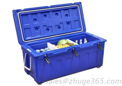 180L Plastic Cooler Box For Camping Fishing