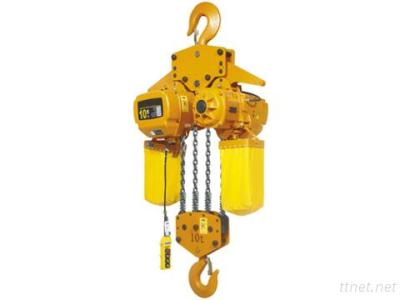 500Kg 5 Ton Electric Chain Hoist Chain Block Manufacturer