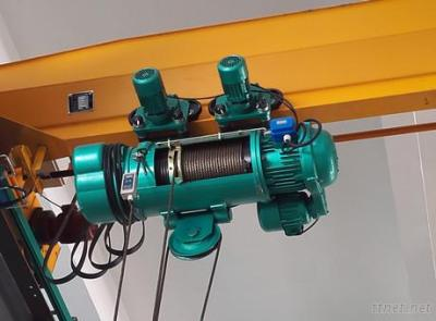 Lifting 5 Ton Wire Rope Electric Hoist Manufacturer