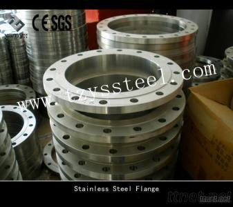 304 316 Stainless Steel Flange Pipe Fitting